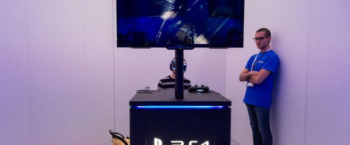 Logiciel : une mise à jour récente du châssis de la PS4 ?