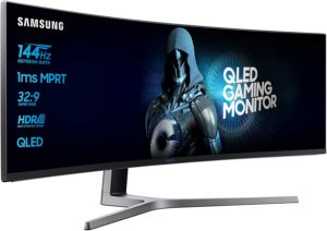 Samsung LC49HG90DMU Ecran PC